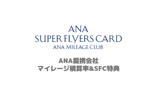 【ANA提携航空会社まとめ】積算率やラウンジは使用できるの?【スターアライアンス以外】